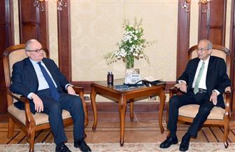 رئيس الوزراء للسفير الإيطالي: مصر تولي أهمية كبرى لقضية مقتل ريجيني