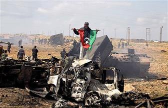 قيادي إخواني ليبي يدعو لعمليات إرهابية بمصر والإمارات والسعودية