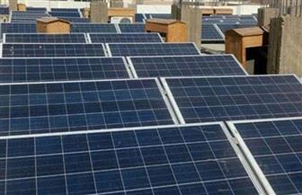 بدء التشغيل التجريبي لمحطة الطاقة الشمسية بديوان عام محافظة الوادي الجديد | صور
