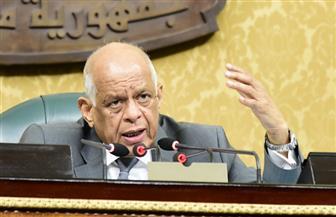 الدكتور علي عبد العال يلتقي رئيس الكتلة البرلمانية لحزب الاتحاد المسيحي الاجتماعي بالبرلمان الألماني
