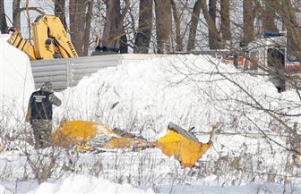لجنة التحقيق الروسية: الطائرة انفجرت عند ارتطامها بالأرض