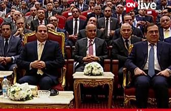 الرئيس السيسي يشارك في معرض مصر الدولي للبترول
