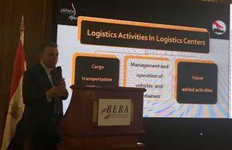 عرفات يستعرض الفرص الاستثمارية في مجال النقل أمام الجمعية المصرية البريطانية للأعمال