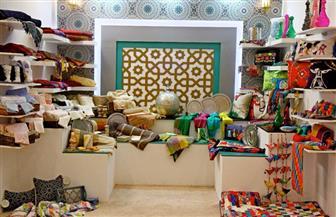 الحرف اليدوية تبحث تطوير السجاد والفخار والخزف بالغرفة التجارية بالإسكندرية