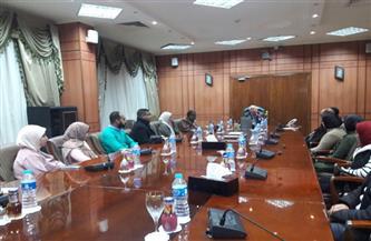 محافظ بورسعيد: إنشاء أول قاعدة بيانات للأراضي بالمحافظة