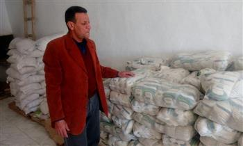 ضبط 14 مخالفة في حملة على أسواق مدينة النجيلة بمطروح