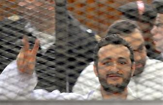 تأجيل محاكمة أحمد دومة في أحداث مجلس الوزراء