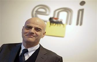 """رئيس إيني: نجاح """"ظهر"""" يعود للدولة والشركات والعمالة المصرية"""