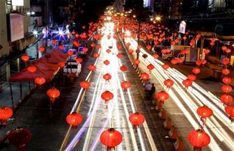 صيني يركض 211 كيلو للاحتفال بالعام القمري الجديد بمسقط رأسه