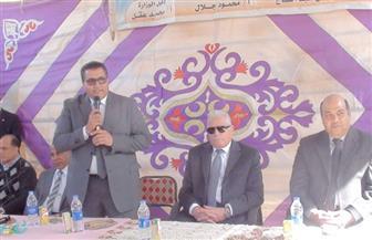 محافظ جنوب سيناء يشهد حفل ختام الأنشطة بالمدرسة الفكرية | صور