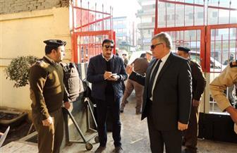 مدير أمن المنوفية يتفقد الخدمات الأمنية بالمحافظة ويشدد على حسن معاملة المواطنين | صور