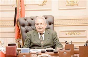 رئيس محكمة النقض يشهد اليوم التدريبي لأعضاء القضاء العسكري