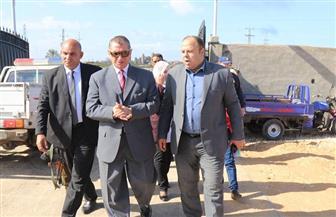 محافظ كفر الشيخ يتابع نقل مضبوطات المركبات إلى شونة ضبطيات المرور الجديدة   صور