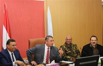محافظ كفر الشيخ يتابع تنفيذ مشروعات الخطة الاستثمارية بالقطاعات الخدمية   صور