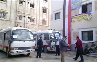 """صحة الفيوم: فحص 250 مواطنا في حملة مواجهة """"فيروس سي"""" بـ 3 قرى"""
