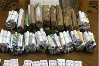 القبض على 3 عاطلين بحوزتهم كميات من المواد المخدرة بالإسماعيلية