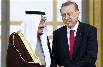أردوغان يبحث مع الملك سلمان تطورات الوضع في سوريا