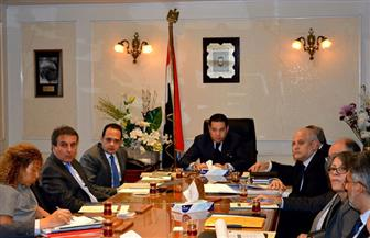 """وزير قطاع الأعمال يلتقي رؤساء """"مصر القابضة للتأمين"""" والشركات التابعة لها"""