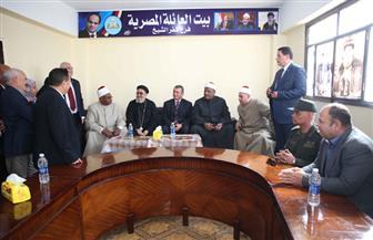 وكيل الأزهر ومحافظ كفر الشيخ يتابعان سير الدراسة بمعاهد المحافظة