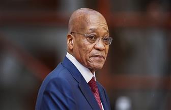 رئيس جنوب إفريقيا السابق زوما يمثل أمام المحكمة مجددا