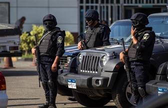 القبض على المتهمين بالسطو المسلح على سيارة بالتجمع الخامس