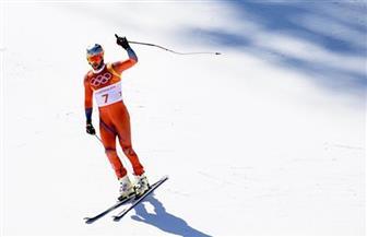 النرويجي سيفندال يفوز بذهبية التزلج الألبي بأولمبياد بيونج تشانج