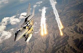مقاتلات التحالف العربي تدمر منصة صواريخ باليستية بالقرب من مطار الحديدة وتقتل 8 حوثيين