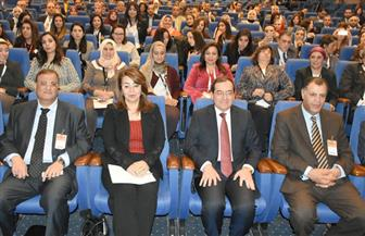 نهاد شلباية تفوز بالمركز الأول.. ونيللي عباس سيدة العام في نهاية مؤتمر إيجيبس ٢٠١٨