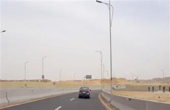 مرور القاهرة تستكمل مشروع توسعة كوبري المقطم بمحور الأوتوستراد