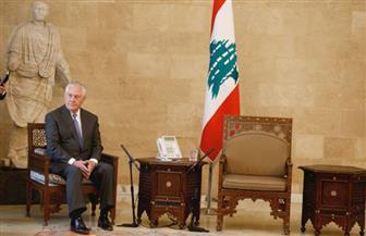 """""""جاء مبكرا"""".. الرئاسة اللبنانية تنفي أي خروج عن العرف الدبلوماسي في استقبال وزير الخارجية الأمريكي"""