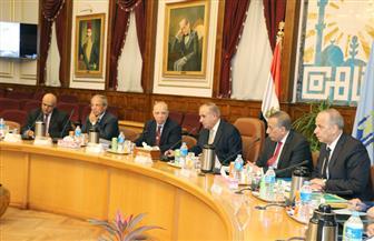 ننشر تفاصيل زيارة وزير التنمية المحلية لإقليم القاهرة الكبرى | صور