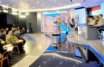 """هيئة العمليات تكشف مراحل تنفيذ الخطة الشاملة """"سيناء2018"""".. وتؤكد: دمرنا 3000 نفق في المرحلة الأولى"""