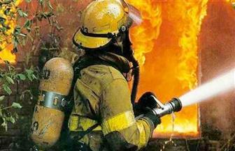 حريق في مبنى على مساحة ألفي متر مربع بشمال العاصمة الروسية