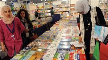 في يومه الأخير.. 87 دار نشر مصرية بمعرض الدار البيضاء للكتاب