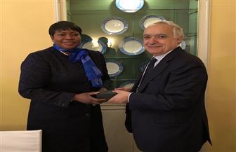 مبعوث الأمم المتحدة بليبيا يلتقى المدعى العام للمحكمة الجنائية الدولية بميونخ