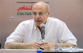 """عمرو الليثي ناعيا علي أبو شادى: """"فقدنا قامة ثقافية وإبداعية"""""""