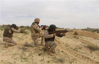 ننشر نص البيان التاسع للقوات المسلحة  لعملية سيناء ٢٠١٨