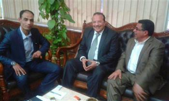 تعاون بين جامعة طنطا وهيئة الاستعلامات لتوعية الطلاب بقضايا مصر الداخلية والخارجية   صور