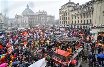 ألفا شخص يتظاهرون في ميونخ ضد مؤتمر الأمن