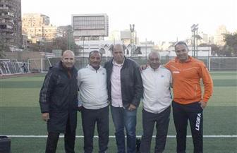 """رامى سعد: """"صبرنا كتير وعلى اللاعبين والجهاز الفنى معرفة قيمة الزمالك العظيم"""""""
