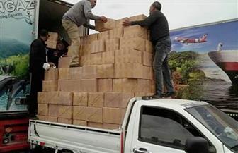 ميناء سفاجا يحبط تهريب أدوية بشرية بقيمة 5 ملايين جنيه | صور