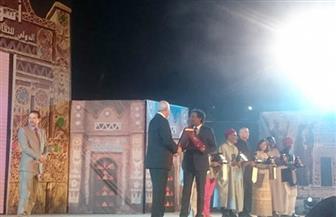 محافظ أسوان يفتتح مهرجان أسوان الدولي للثقافة والفنون | صور