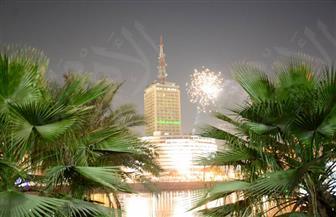 انطلاق قناة مصر الأولى وسط مظاهر احتفالية وأضواء بالمبنى العريق | صور