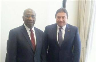 رئيس وزراء أوغندا يؤكد دعم بلاده لمصر في أزمة نهر النيل