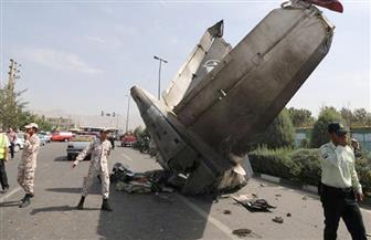 سقوط طائرة إيرانية على متنها 66 راكبا جنوب أصفهان