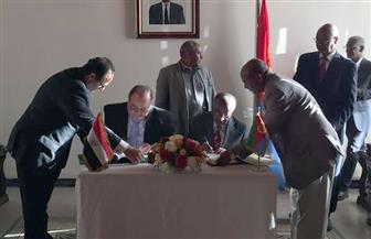 """""""الزراعة"""" تبدأ تنفيذ سابع مزرعة مصرية مشتركة بإفريقيا في إريتريا"""