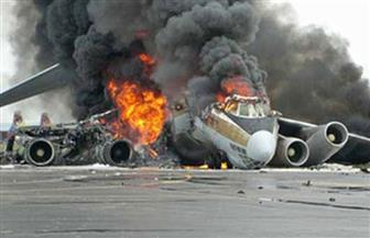 مقتل جميع ركاب الطائرة الإيرانية التي سقطت جنوب أصفهان