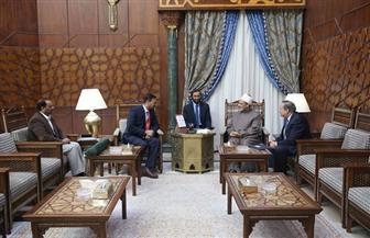 الملحق العسكري لسفارة باكستان بالقاهرة: الأزهر هو الوحيد القادر على مساعدة العالم في معركته ضد الإرهاب