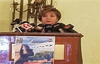 عزة الحسيني: يجب رفع ميزانية وزارة الثقافة لدعم المهرجانات
