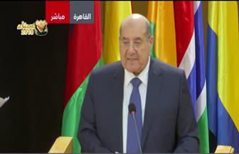 رئيس المحكمة الدستورية: القارة الأفريقية تنتظر من يد العدالة الكثير
